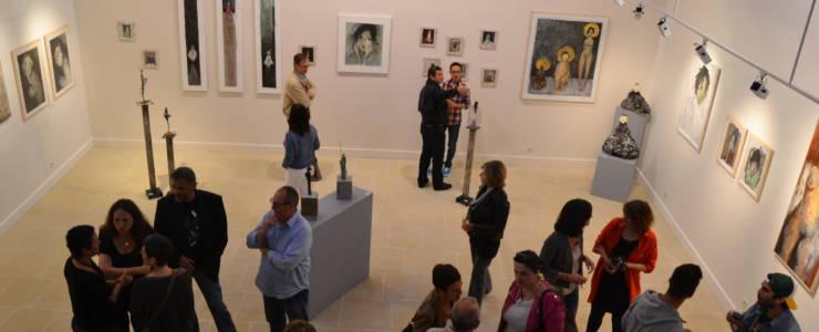 Expositions et Grand Prix de Peinture de la Ville