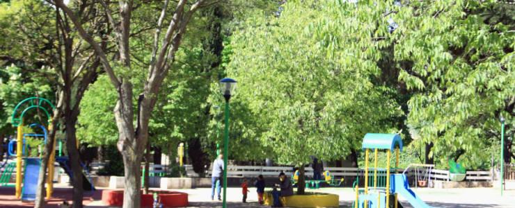 Parcours sportifs – Jeux d'enfants