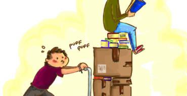 La bibliothèque Victor Gélu déménage