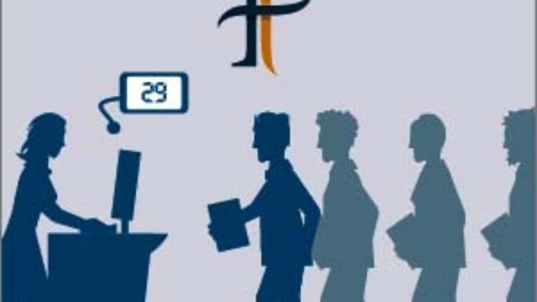Service d'accueil personnalisé au Centre des Impôts
