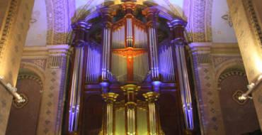 <span style='color:#8B1434;font-size:12px;'>Jeudi 19 avril </span><br> Concert d'Orgue