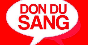 <span style='color:#8B1434;font-size:12px;'>VENDREDI 20 AVRIL</span><br> Don du sang