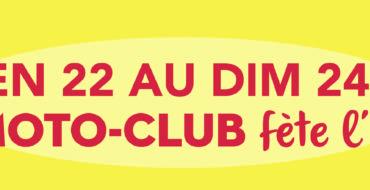 <span style='color:#8B1434;font-size:12px;'>22 au 24 juin</span><br> FÊTE DU MOTO CLUB LASCOURS
