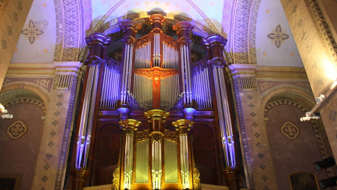 <span style='color:#8B1434;font-size:12px;'>14 septembre au 14 octobre 2018</span><br> Festival International d'Orgue