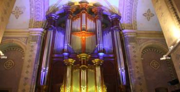 <span style='color:#8B1434;font-size:12px;'>11 et 16 décembre</span><br> Auditions d'orgue de l'Avent