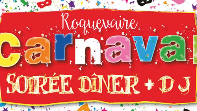 <span style='color:#8B1434;font-size:12px;'>Samedi 30 mars</span><br> Grande soirée carnaval de l'APA (Association de Protection Animale)