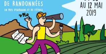 <span style='color:#8B1434;font-size:12px;'>Du 8 au 12 mai</span><br> 11° Festival de Randonnées