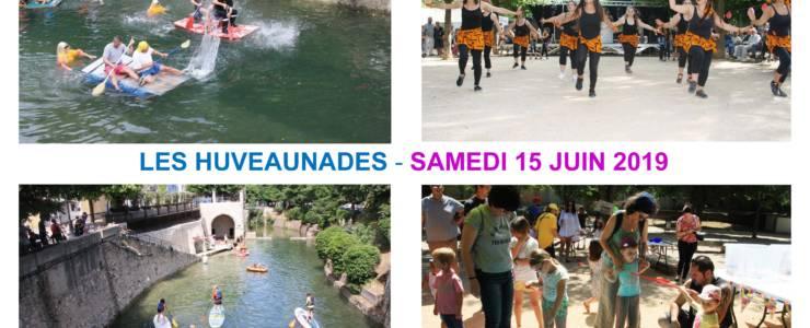 <span style='color:#8B1434;font-size:12px;'>Samedi 15 juin </span><br> Les Huveaunades