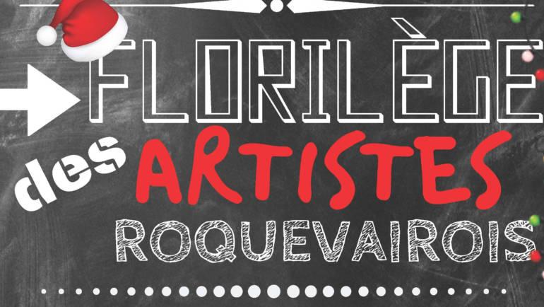 <span style='color:#8B1434;font-size:12px;'>Florilège Artistes Roquevairois</span><br> Appel aux exposants !