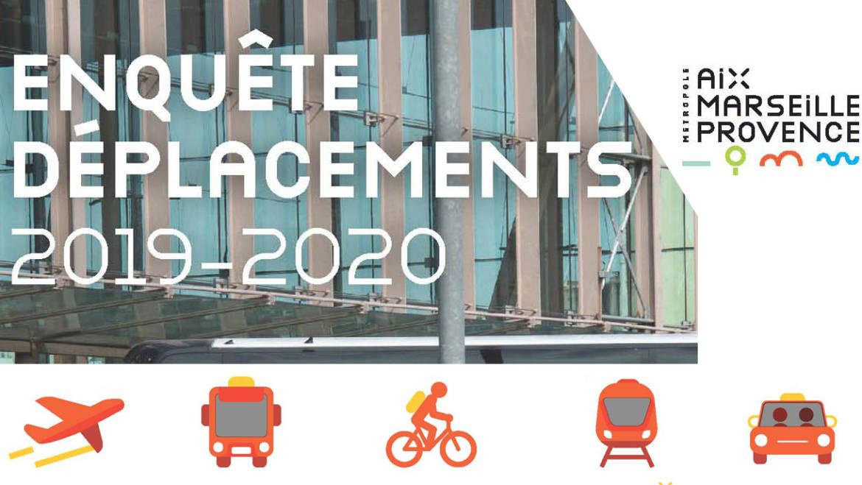 <span style='color:#8B1434;font-size:12px;'>Jusqu'au 30 avril 2020</span><br> Enquête déplacements 2019-2020