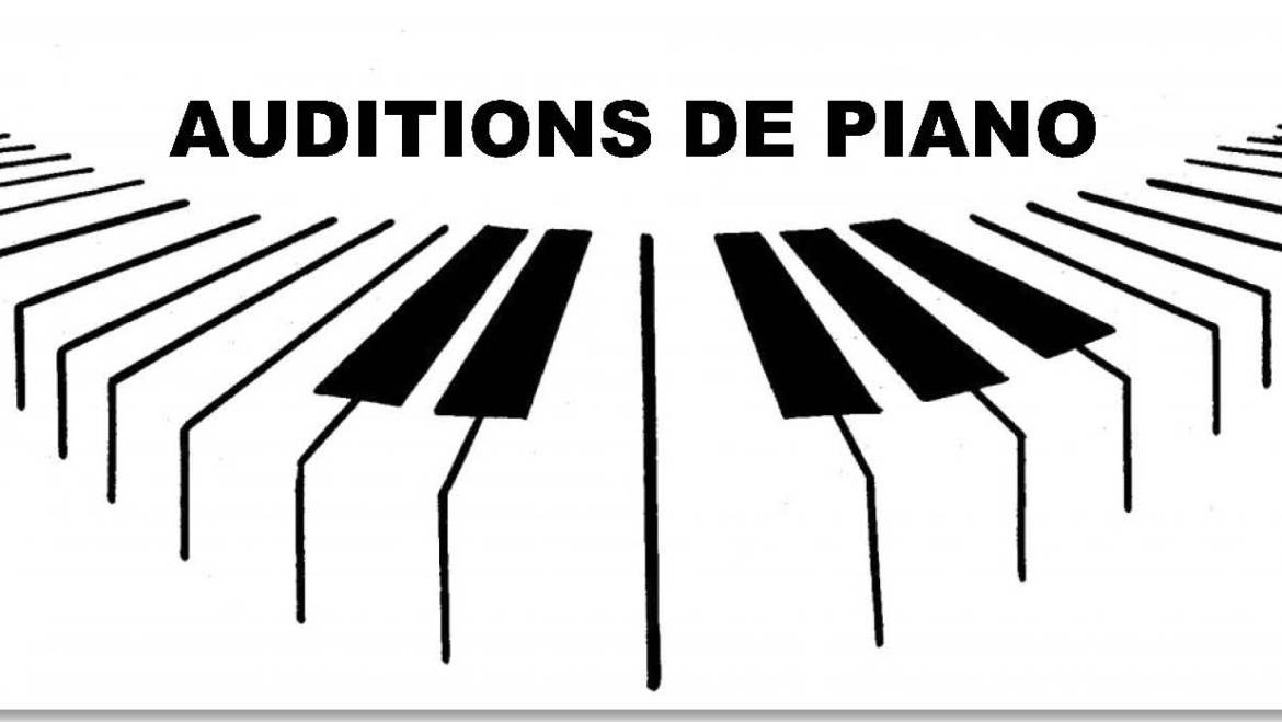 <span style='color:#8B1434;font-size:12px;'>ANNULE </span><br> Auditions de Piano
