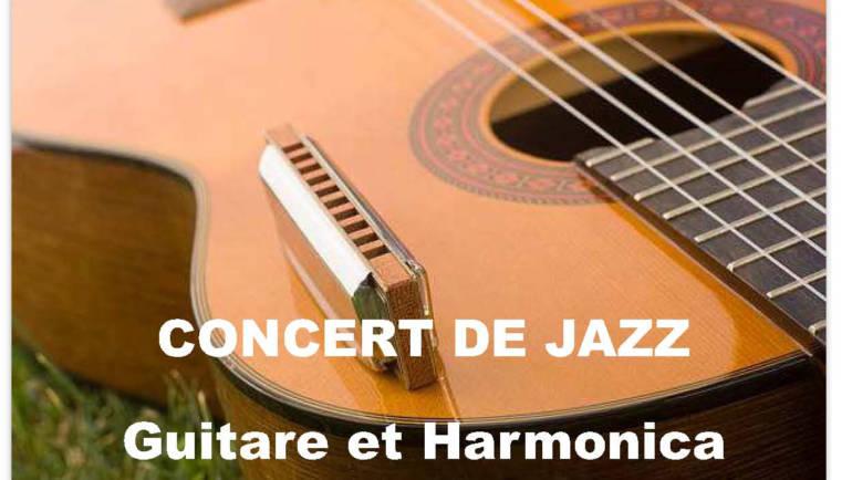 <span style='color:#8B1434;font-size:12px;'>ANNULE </span><br> Concert de Jazz