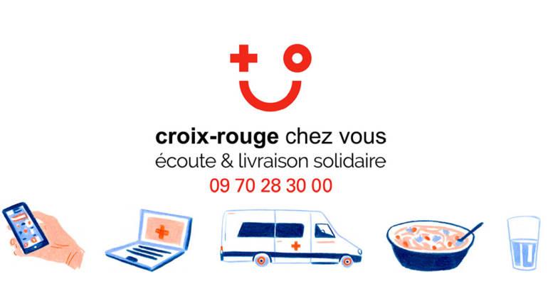 <span style='color:#8B1434;font-size:12px;'>INFORMATION COVID-19</span><br> LA CROIX-ROUGE