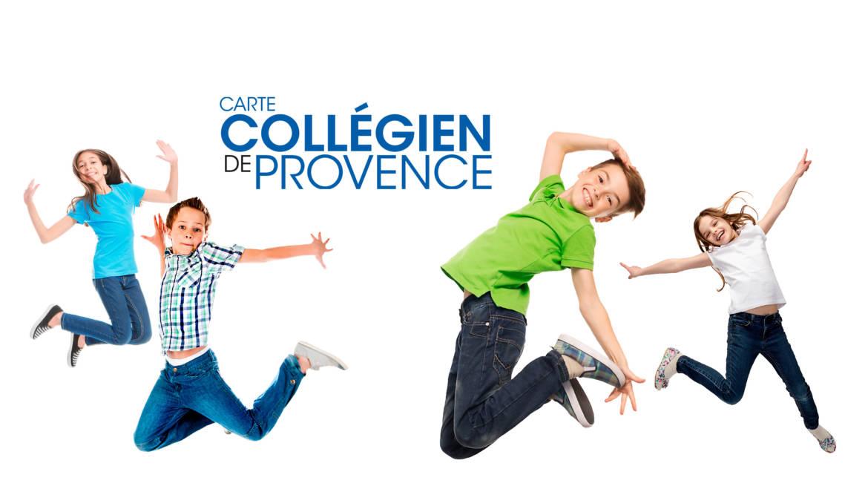 <span style='color:#8B1434;font-size:12px;'>Des réductions pour les collégiens</span><br> Carte Collégien de Provence