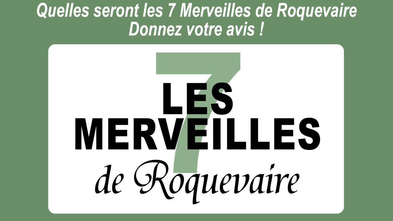 <span style='color:#8B1434;font-size:12px;'>Les 7  merveilles de Roquevaire</span><br> Lancement de l'opération