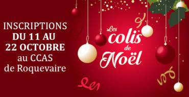 <span style='color:#8B1434;font-size:12px;'>Inscriptions du 11 au 22 octobre</span><br> Colis de Noël