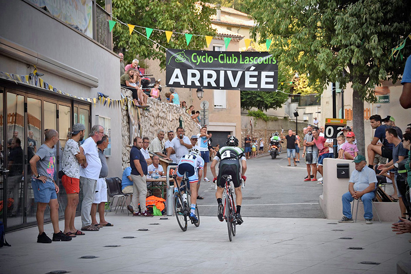 course cycliste Lasc