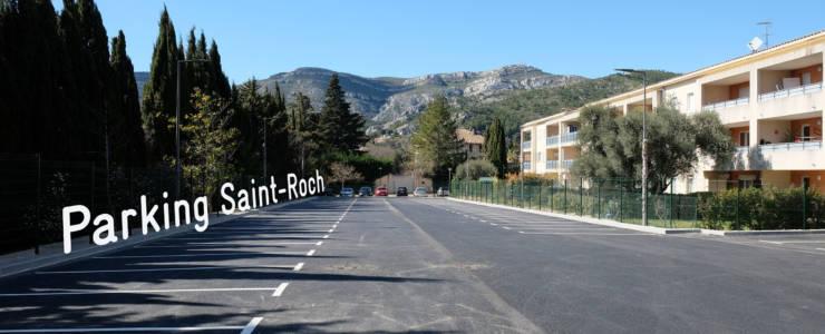 Parkings, zones rouges