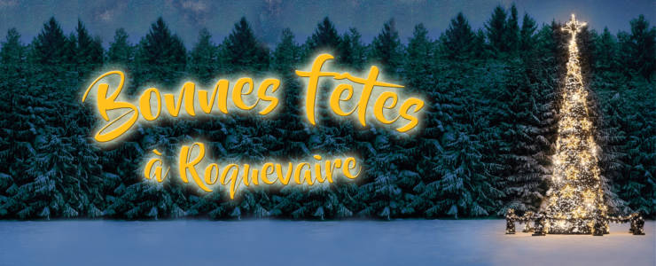 <span style='color:#8B1434;font-size:12px;'>En décembre...</span><br> Bonnes fêtes à Roquevaire