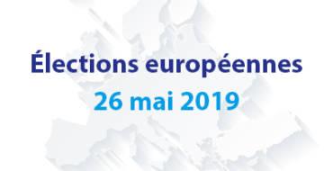 <span style='color:#8B1434;font-size:12px;'>26 mai 2019</span><br> élections européennes