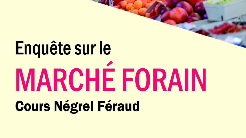 <span style='color:#8B1434;font-size:12px;'>Donnez votre avis !</span><br> Enquête sur le marché forain de Roquevaire